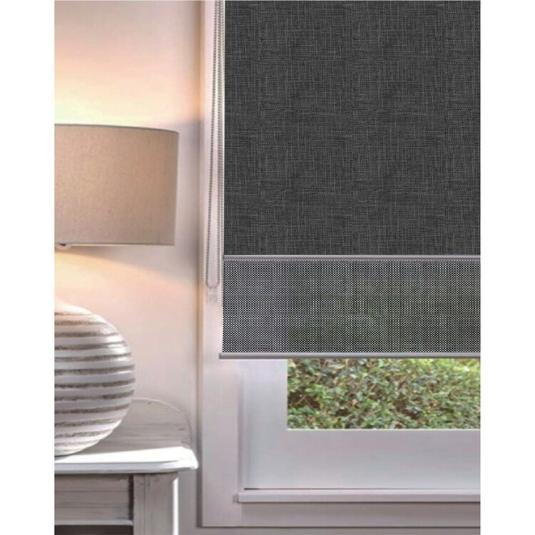 Gummerson Neutrals Day/Night Roller Blind