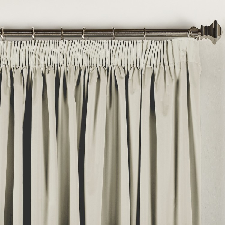 Gummerson Multi Blockout Pencil Pleat Curtains
