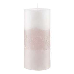 Bouclair Fall Blush 2 Tone Candle