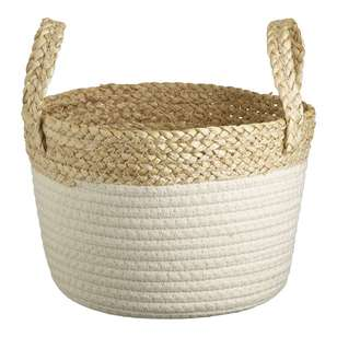 Ombre Home Mediterranean Summer Small Storage Basket