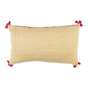 Ombre Home Mediterranean Summer Textured Cushion
