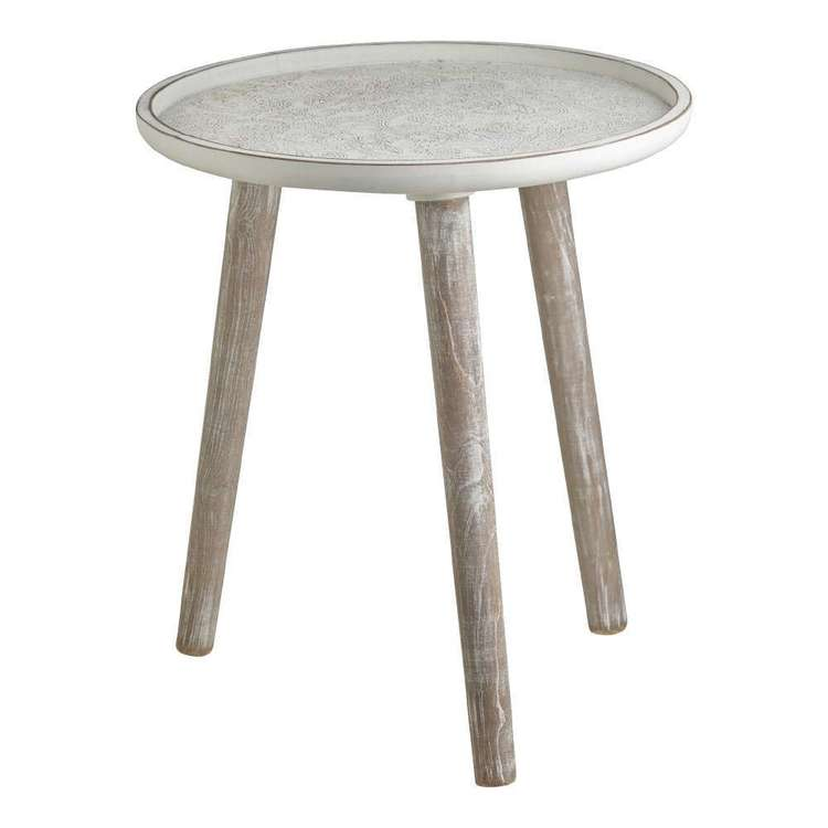 Ombre Home Weathered Coastal Table