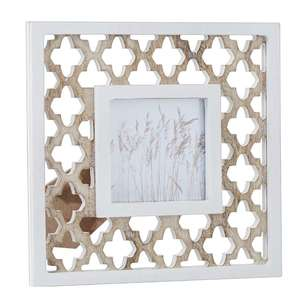 Ombre Home Mediterranean Summer MDF Photo Frame