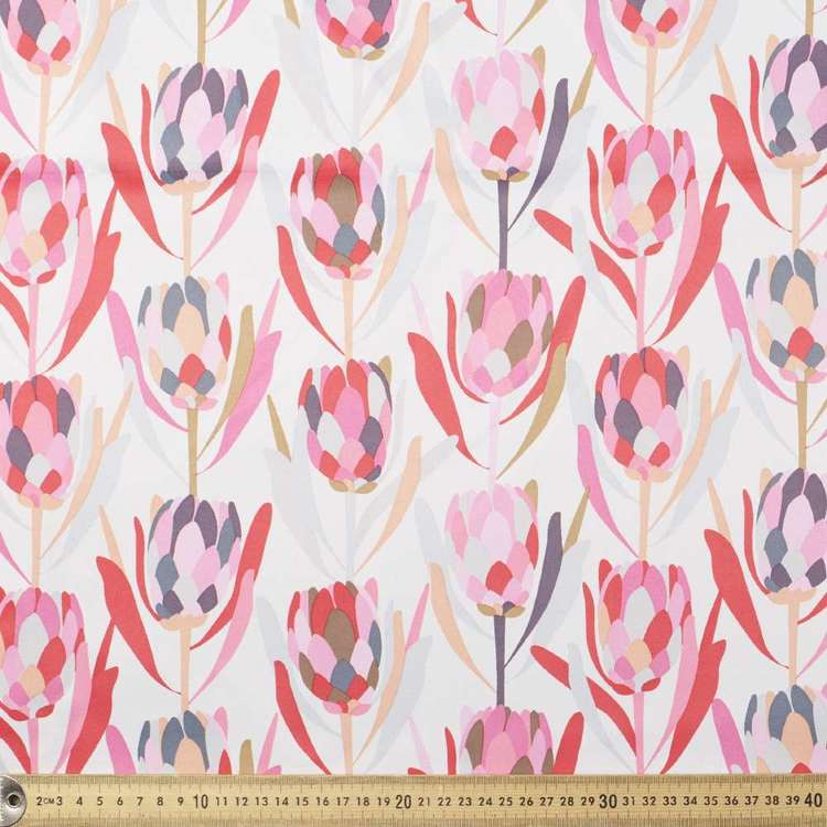 Jocelyn Proust Protea Curtain Fabric