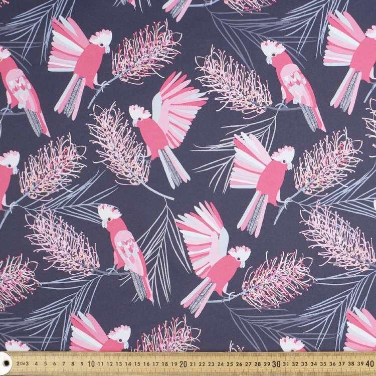 Jocelyn Proust Cockatoo Curtain Fabric