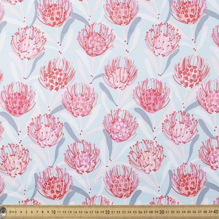 Jocelyn Proust Waratah Curtain Fabric