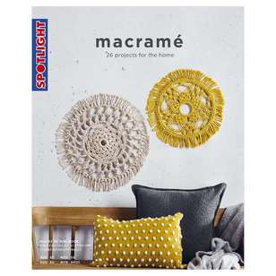Spotlight Mini Macrame Maker Volume 4