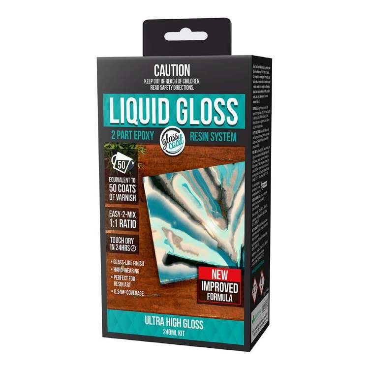Glass Coat Liquid Gloss Kit