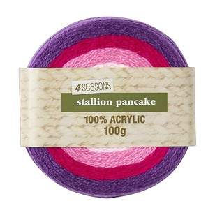 4 Seasons Stallion Pancake 100g Acrylic Yarn