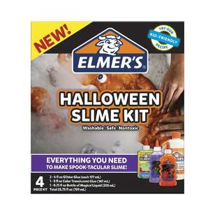 Elmer's Halloween Slime Kit Pack