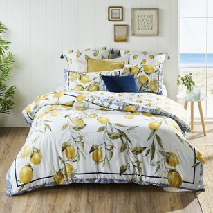 KOO Capri Quilt Cover Set