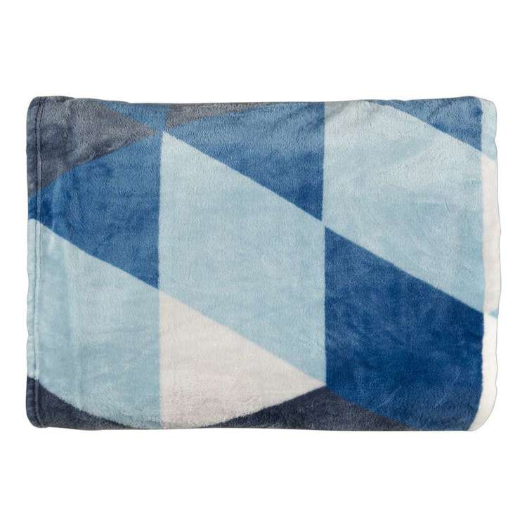 KOO Printed Ultra Soft Blanket