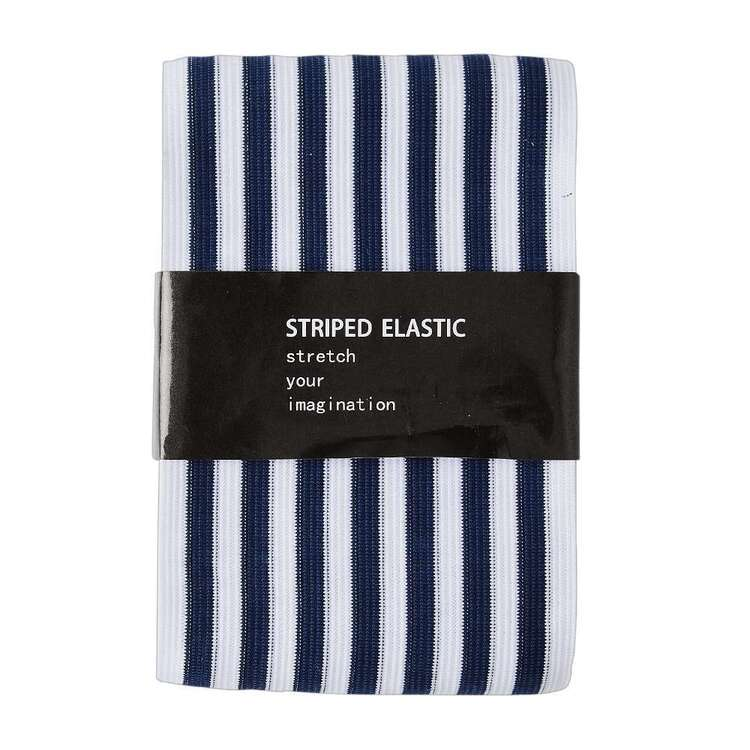 Striped #6 Elastic