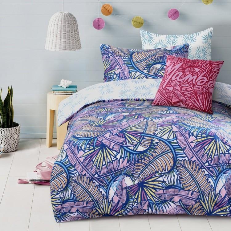 Mambo Tropics Quilt Cover Set