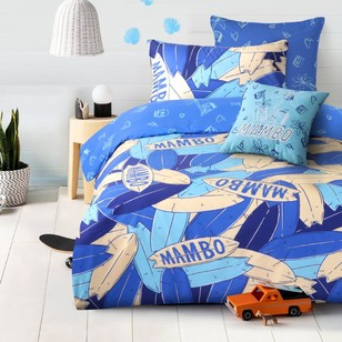 Mambo Surfboard Quilt Cover Set