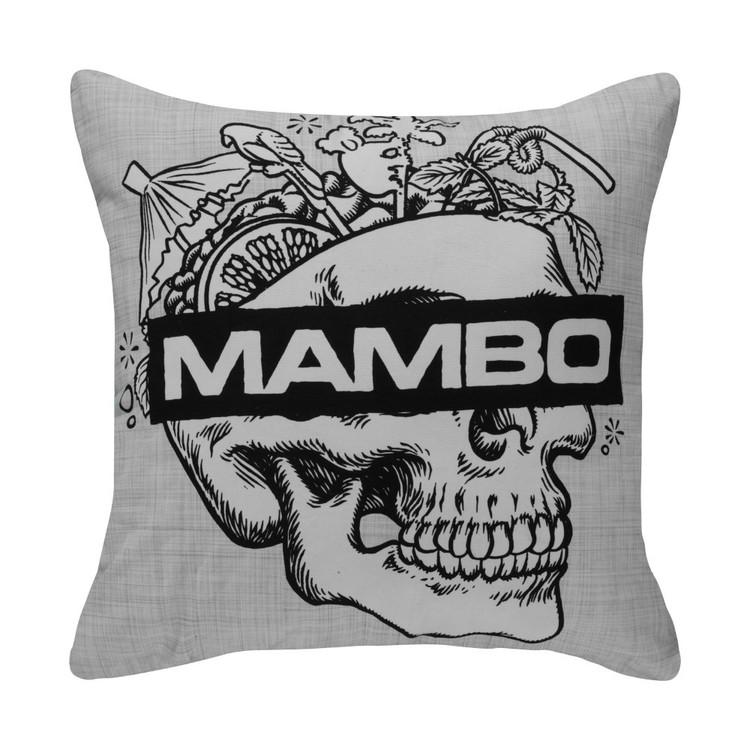 Mambo Skull Cushion