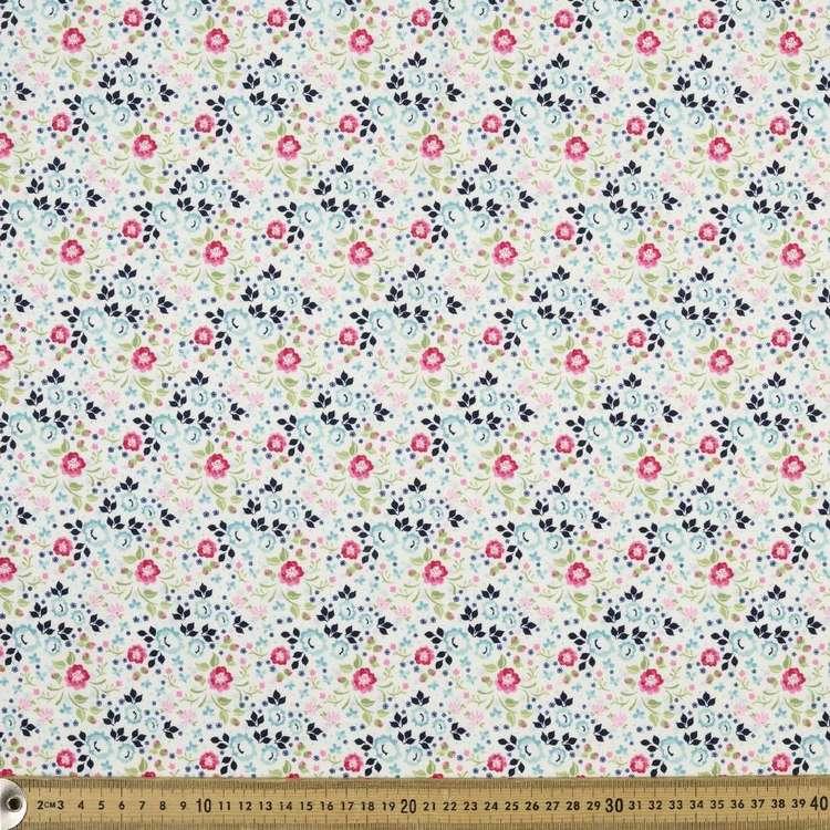 Studio E Boho Blooms Ditsy Floral Cotton Fabric