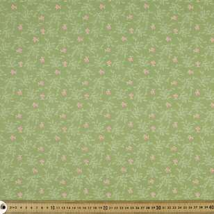 Studio E Boho Blooms Tossed Sprigs Cotton Fabric