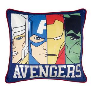 DC Comics Marvel Heroes Cushion