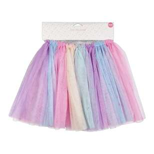 Be Yourself Pastel Stripe Tutu