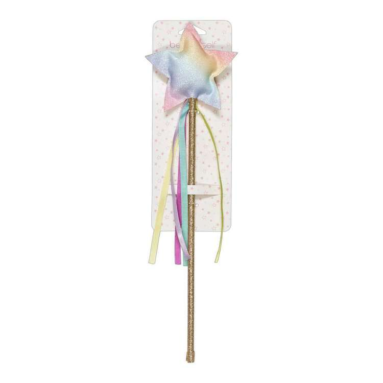 Be Yourself Pastel Star Wand
