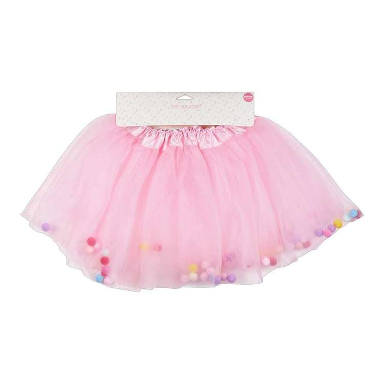 Be Yourself Kids Pom Pom Tutu