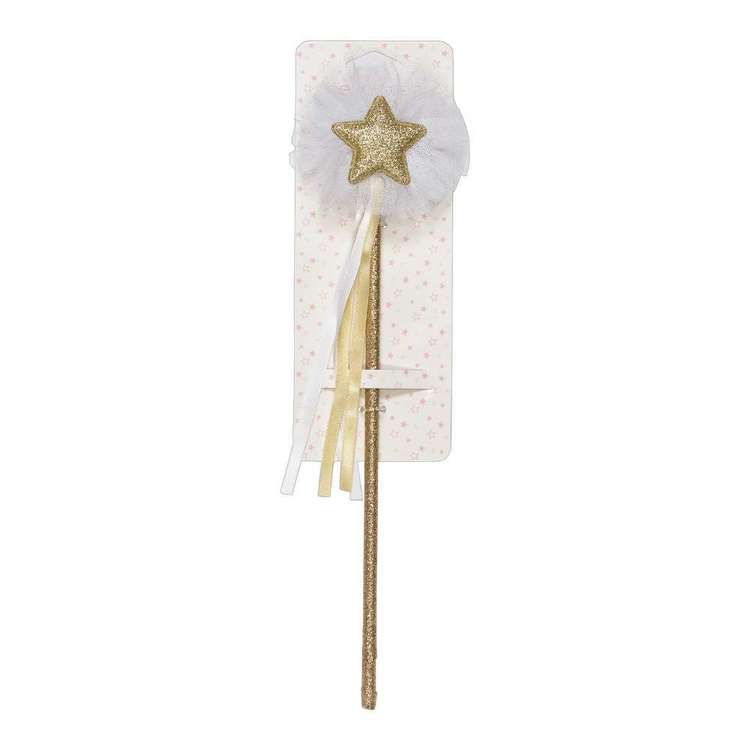 Be Yourself Tulle Star Wand