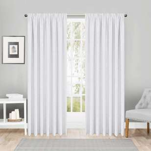 Gummerson Century Blockout Pencil Pleat Curtain