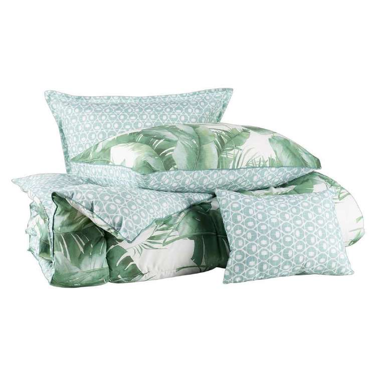 Logan & Mason Kala Bed Pack Green