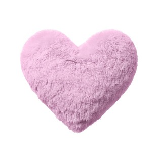 KOO Kids Fluffy Heart Cushion
