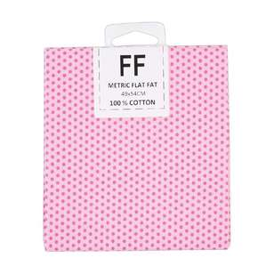 Spring Fling Mini Dot Flat Fat