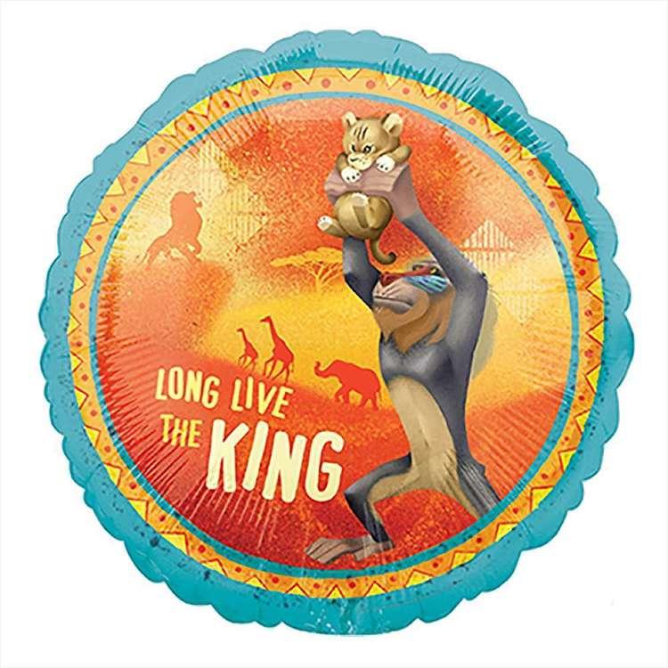 Amscan Standard Lion King Foil Balloon