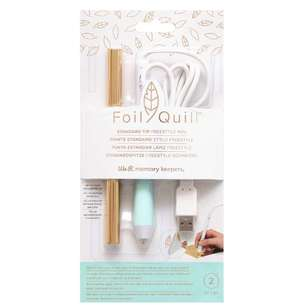 We R Memory Keepers Foil Quill Free Style Regular Tip Pen
