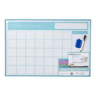 Crafters Choice Monthly Planner Board