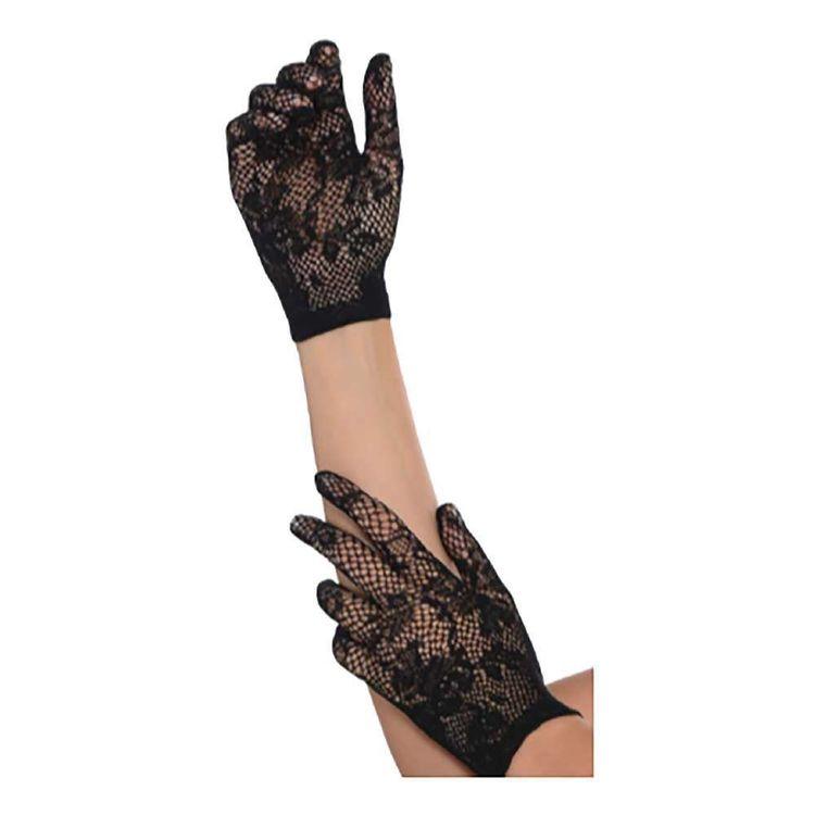 Amscan Floral Net Glovettes