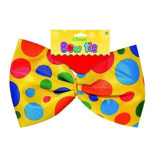 Amscan Clown Bow Tie