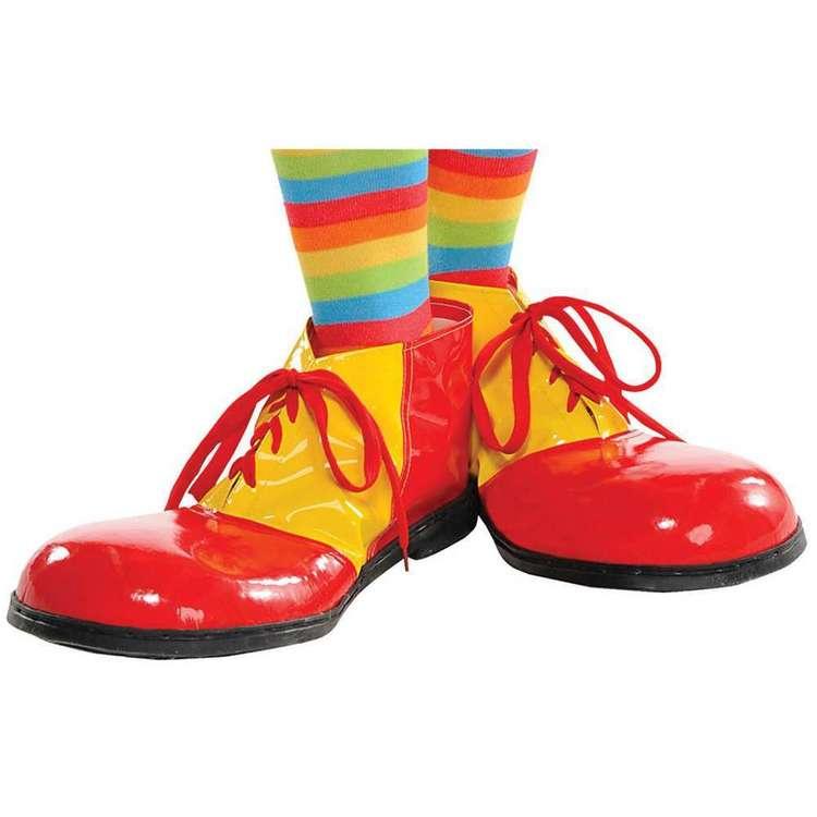 Amscan Clown Shoes