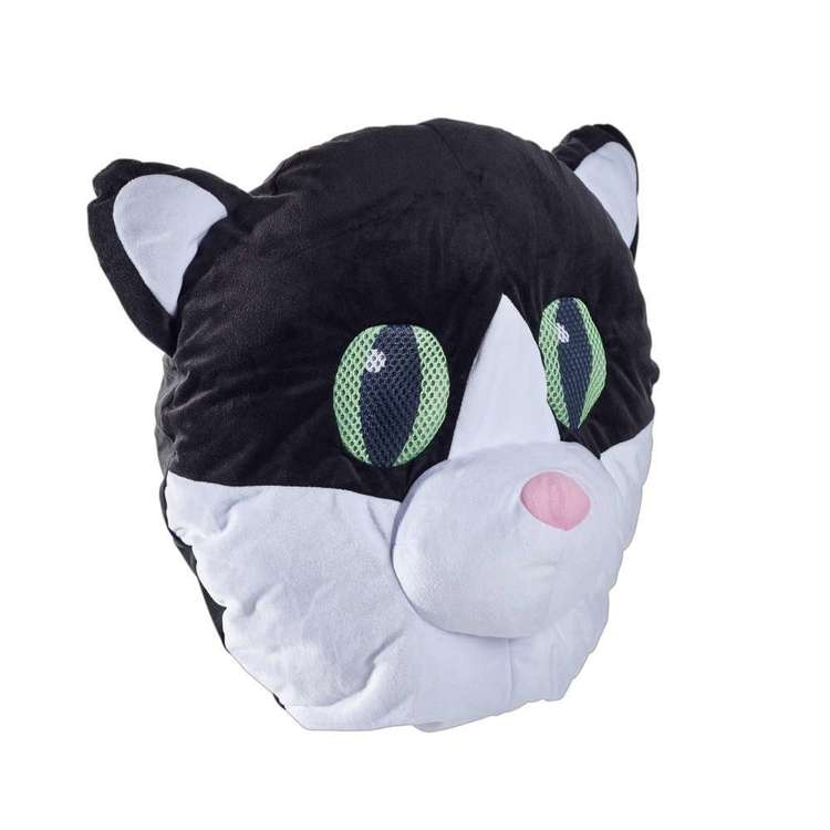Party Creator Plush Cat Head Mask