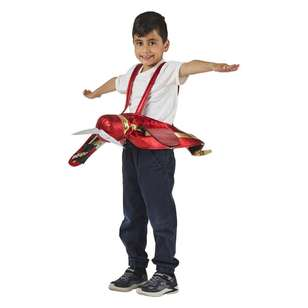 Spartys Ride On Aeroplane Kids Costume