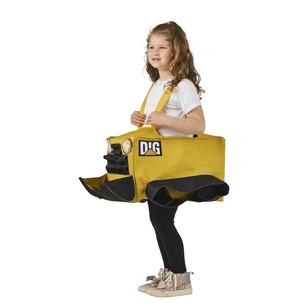 Spartys Ride On Digger Kids Costume