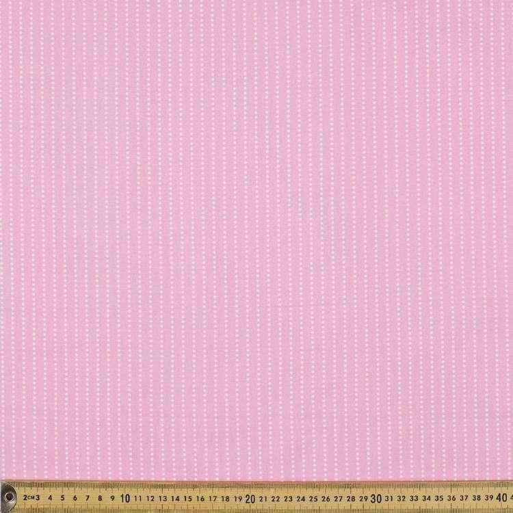 Spring Fling Dotty Stripe Cotton Fabric