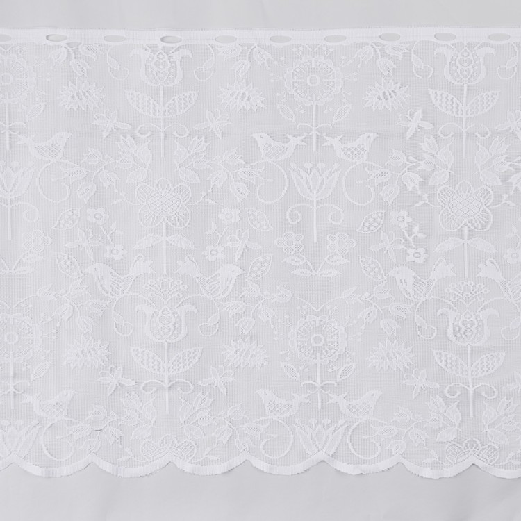 Filigree Folklore Cafe Sheer