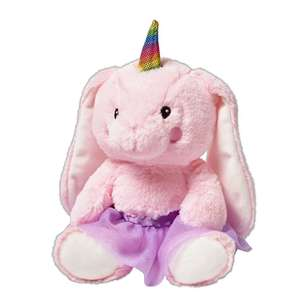 Happy Easter Plush Unibunny with Tutu