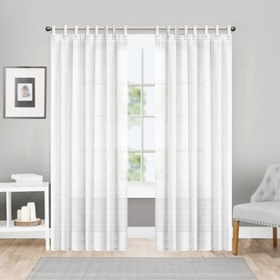 Gummerson Elly Button Tab Top Curtains