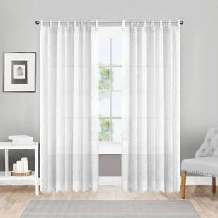 Gummerson Libby Button Tab Top Curtains