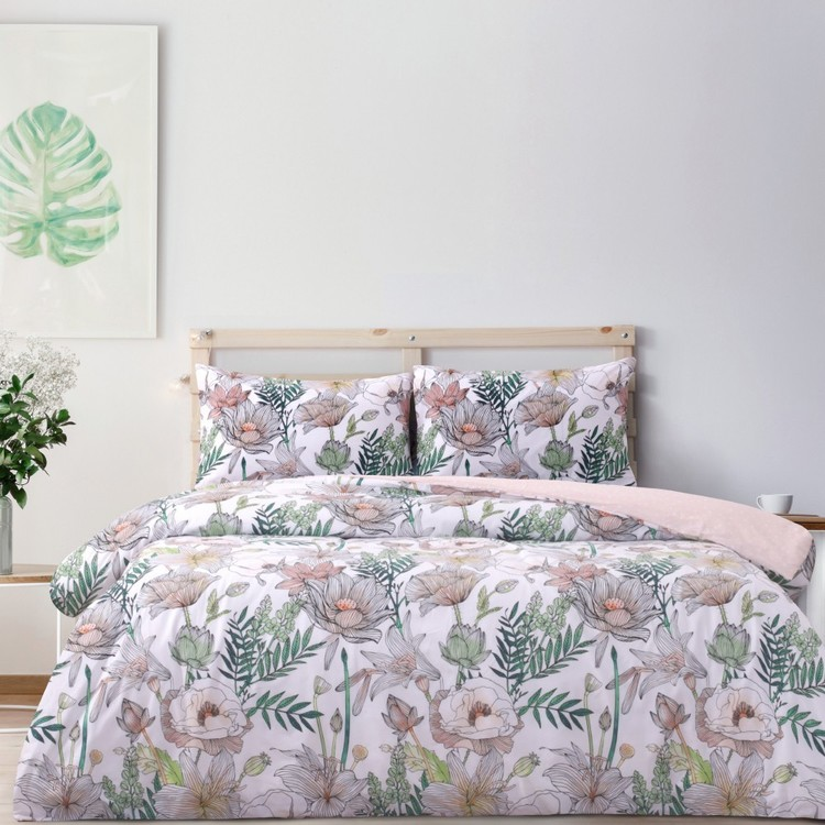 Brampton House Apolline Quilt Cover Set