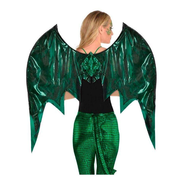 Amscan Deluxe Dragon Wings