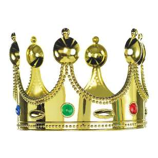 Amscan Kids Crown with Jewels