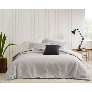 Linen & Co Portland Quilt Cover Set