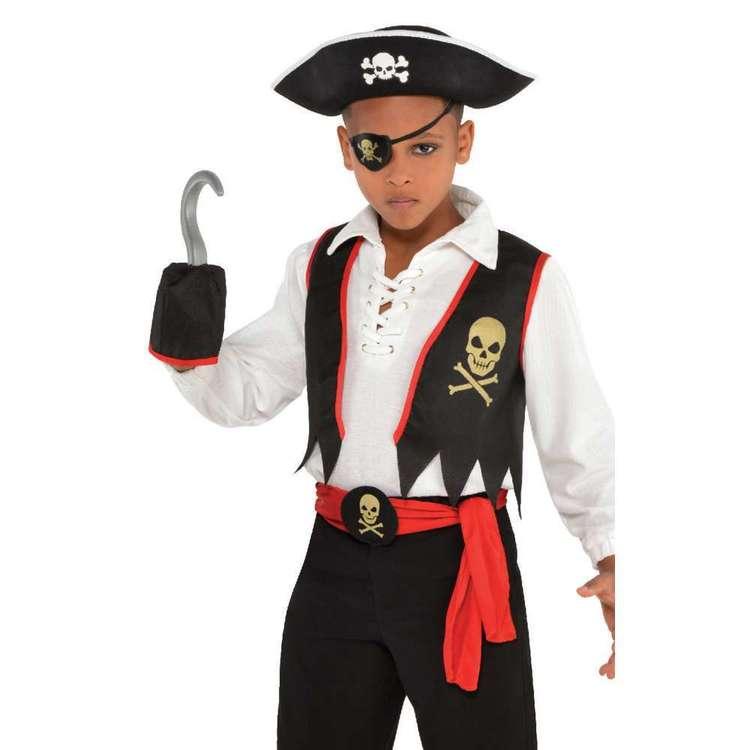 Amscan Kids Pirate Kit
